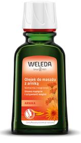 Weleda Olejek do masażu z arniką 50 ml