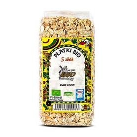 Płatki MIX 5 zbóż BIO 300 g