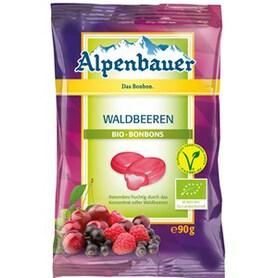 Cukierki z nadzieniem o smaku owoców leśnych 90 g Vegan Bio