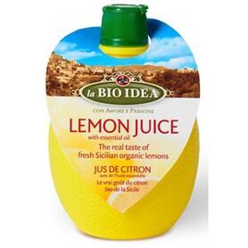 Sok z cytryny z olejkiem cytrynowym BIO 200 ml