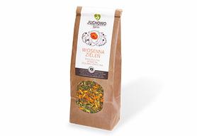 WIOSENNA ZIELEŃ Naturalna herbatka ziołowo-owocowa BIO 50 g