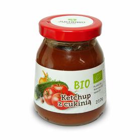 Ketchup z cukinią BIO 210 g