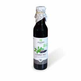 Eliksir z owoców bzu czarnego BIO 250 ml