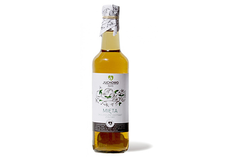 Ekstrakt ziołowy mięta BIO 500 ml (1)