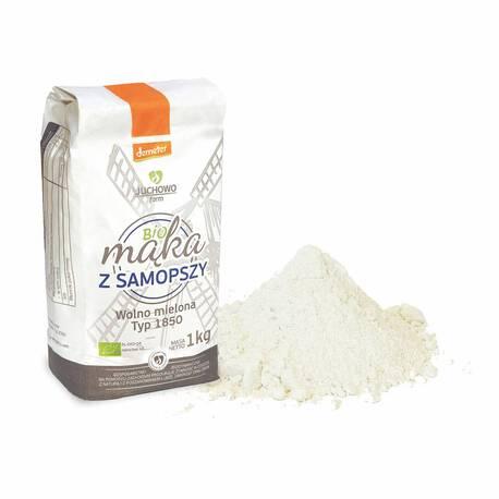 Mąka z samopszy BIO Typ 1850 Demeter 1 kg (1)