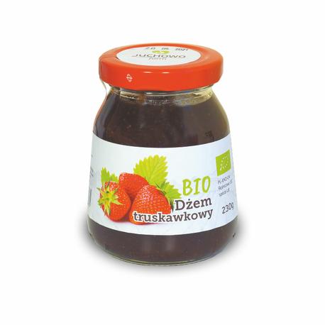 Dżem truskawkowy BIO 230 g (1)