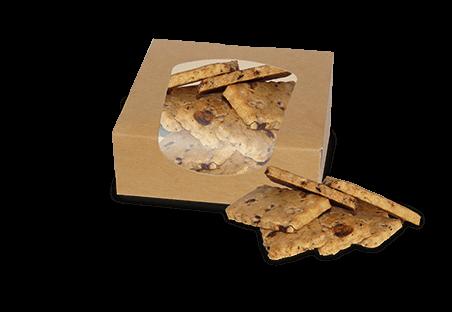 Ciastka orkiszowe BIO z mięta i kawałkami czekolady 250 g (1)