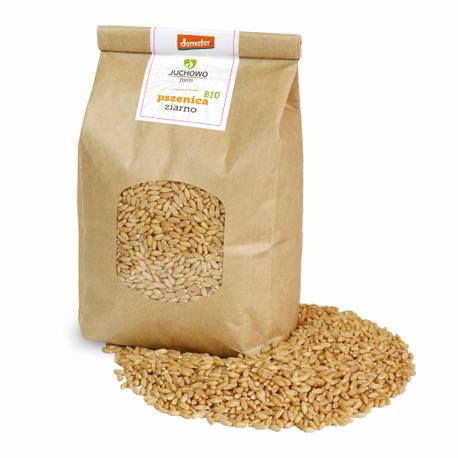 Ziarno pszenica BIO Demeter 1,2 kg (1)