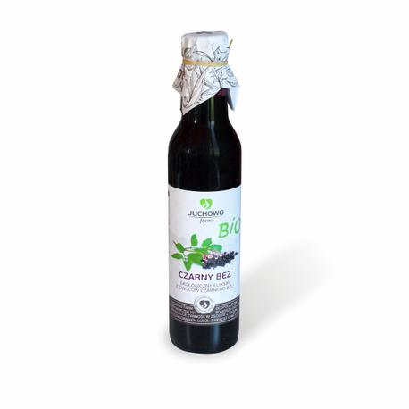Eliksir z owoców bzu czarnego BIO 250 ml (1)